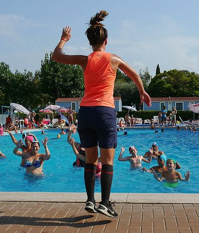 exercises for balance for seniors and why swimming is 1