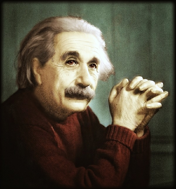 Albert Einstein Colorized Photo Edit Colorized Photos Photo Editing Photo