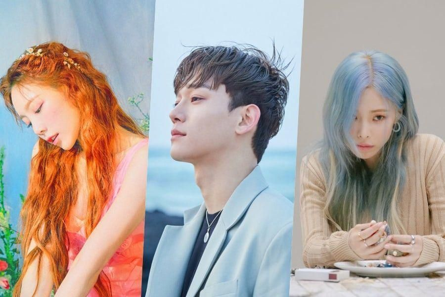 """EXO's Chen, Girls' Generation's Taeyeon, Heize, And More To Sing OST For """"Do You Like Brahms?"""""""