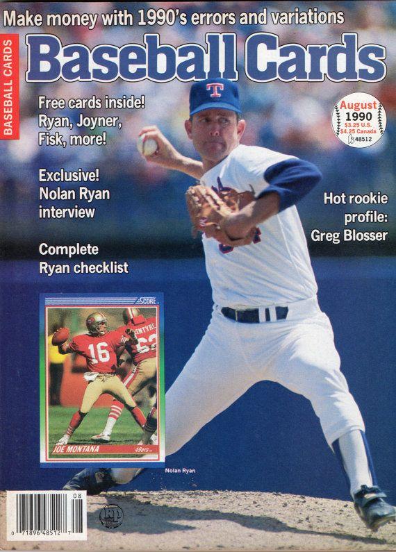 This Item Is Unavailable Etsy Baseball Cards Nolan Ryan Baseball