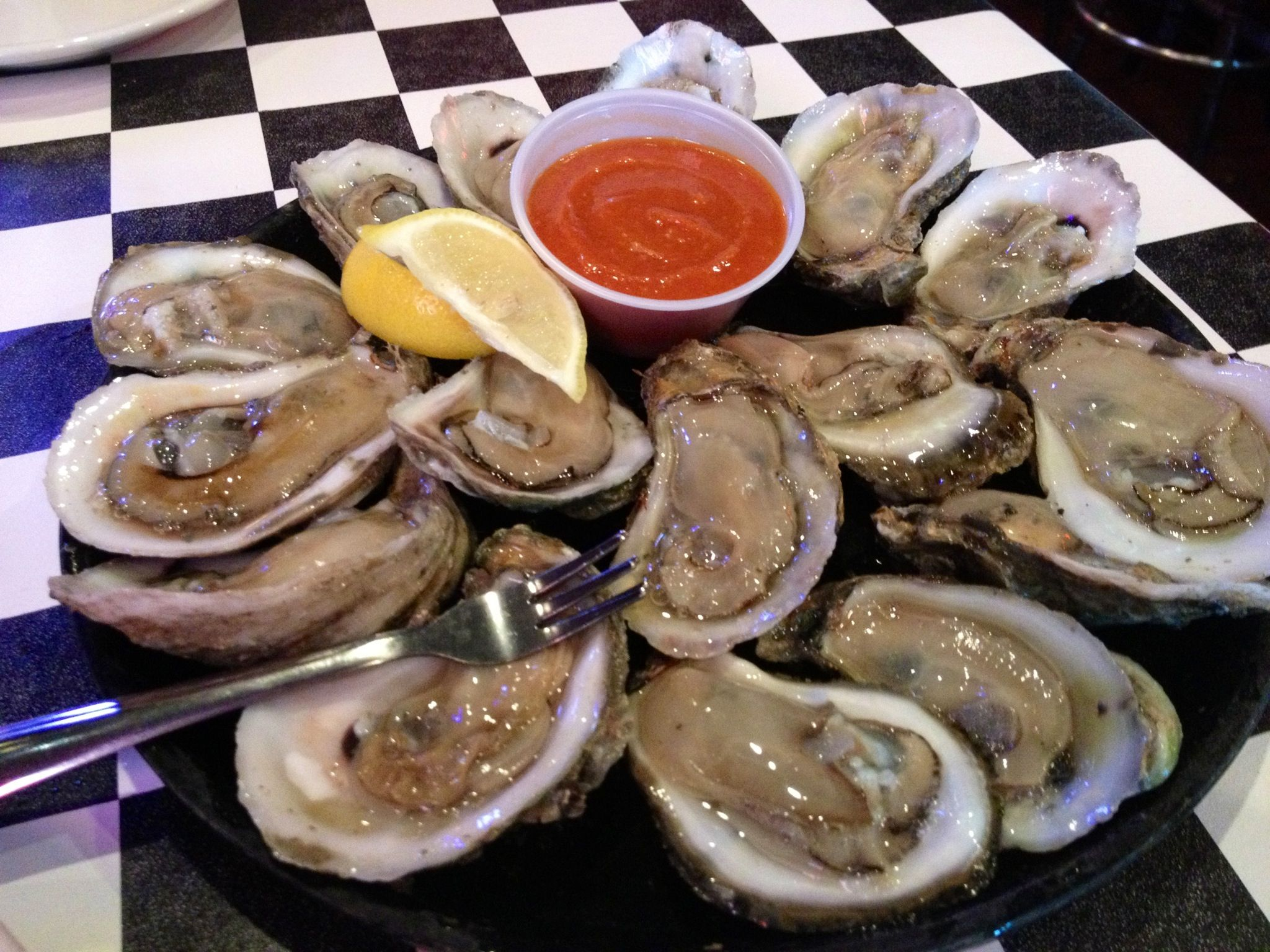 Acme oyster's. A perfect lunch! Perfect lunch, Food