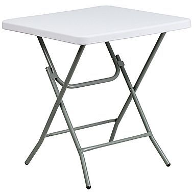 Folding Table White Rb272774 53 19 Staples I Like