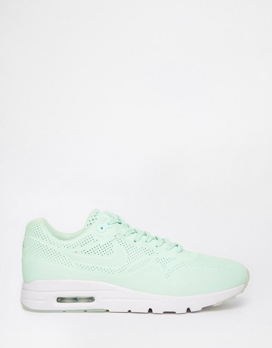 Nike Air Max Ultra Moire Green Trainers  bd12f6c30