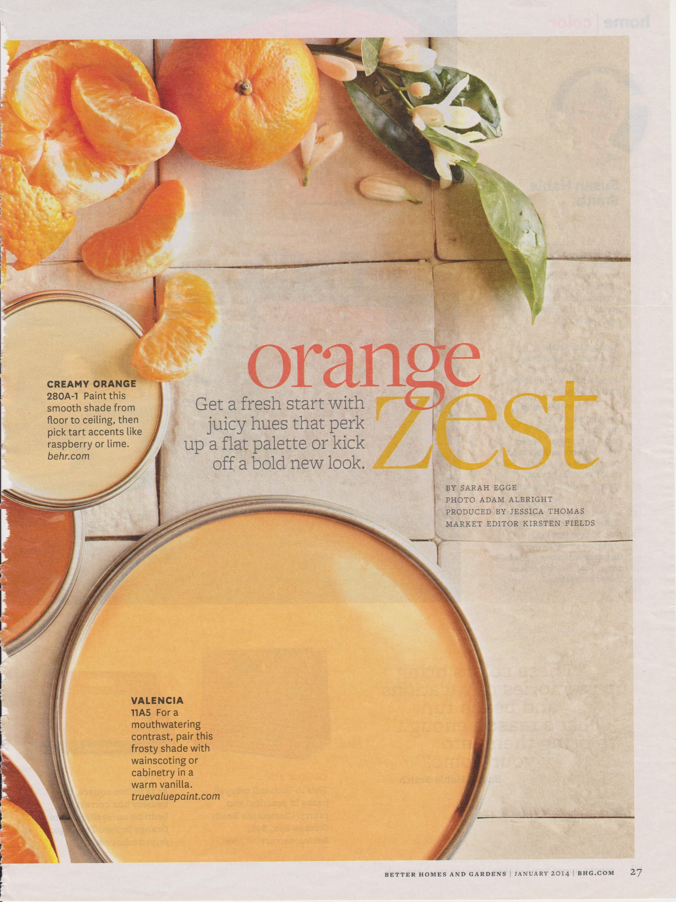 Better Homes and Gardens January 2014 | Mio | Pinterest | January ...