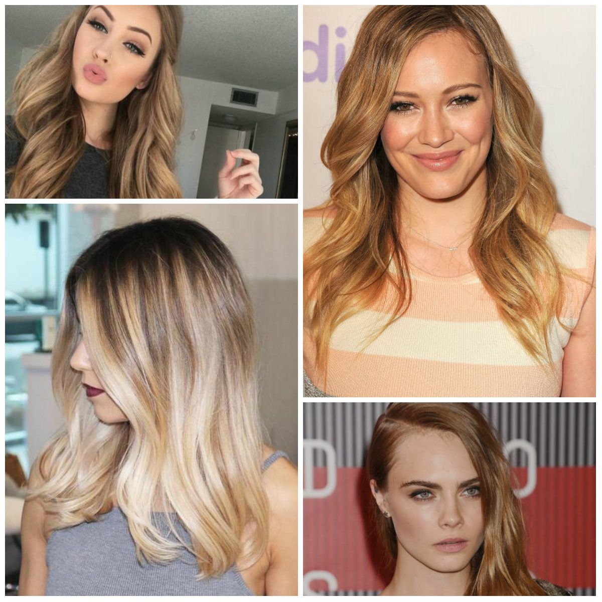 Brown for 2017 best hair color trends 2017 top hair color - Blonde Hair Colors New Hair Color Ideas Trends For 2017