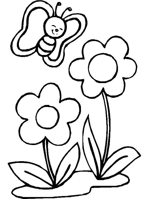 Naturaleza dibujos para Colorear para niños 69 | Colores | Pinterest ...
