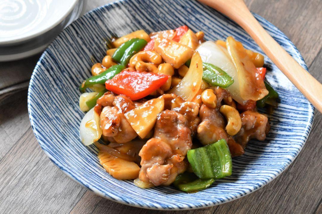 本格中華をご自宅で 鶏肉のカシューナッツ炒めの作り方 おすすめ献立