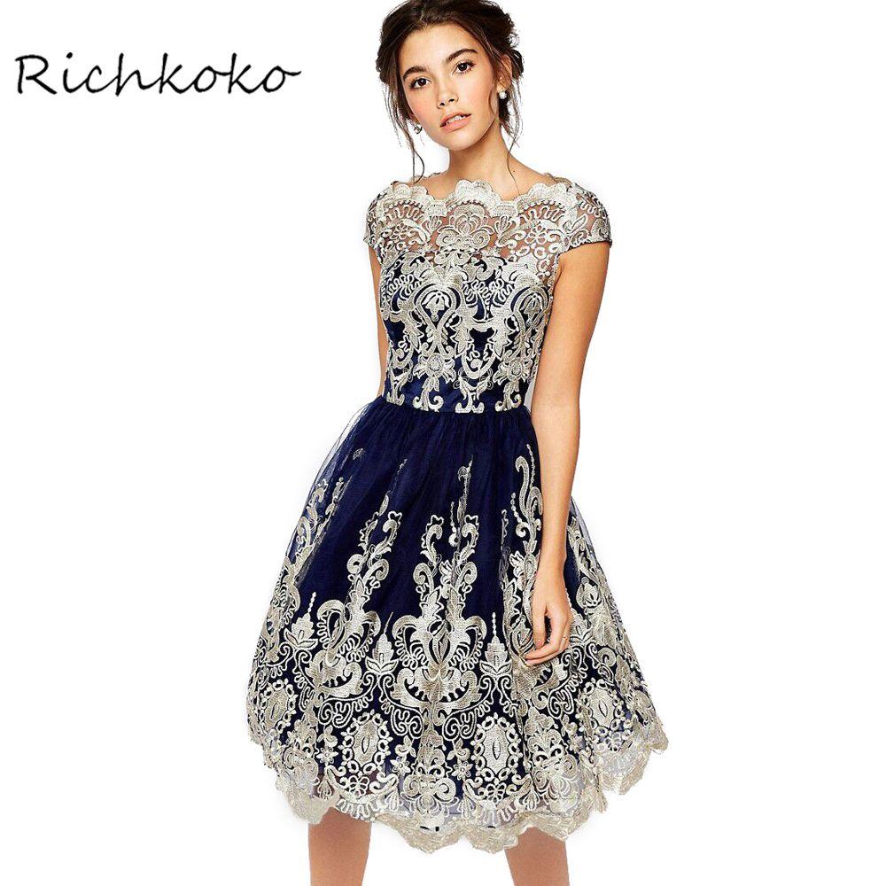 Großartig Spitze Vintage Prom Kleider Galerie - Hochzeit Kleid Stile ...