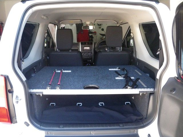 another jimny packing thread 4x4 community forum jimny pinterest voiture. Black Bedroom Furniture Sets. Home Design Ideas