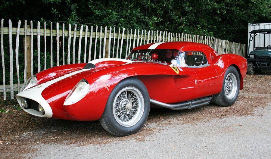 1957 Ferrari 250 Testa Rossa Ferrari Cool Sports Cars Ferrari Racing