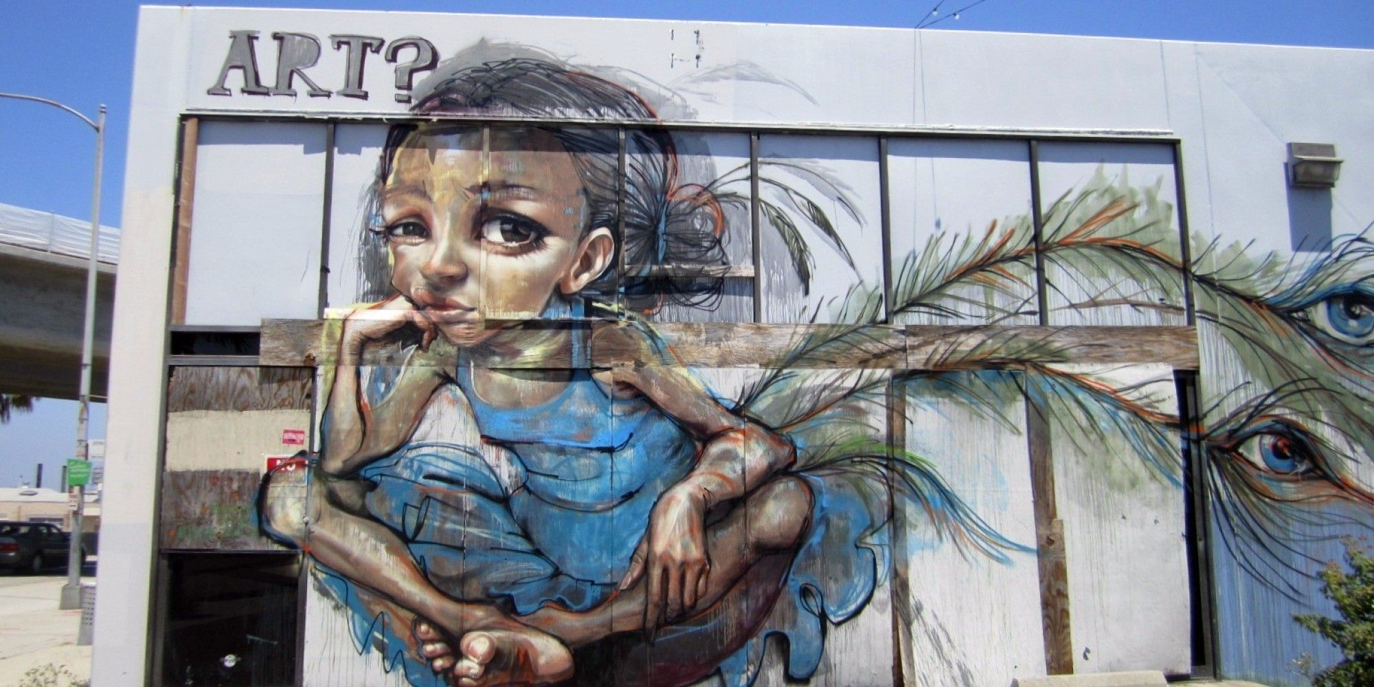 Your handy guide to the best street art in los angeles