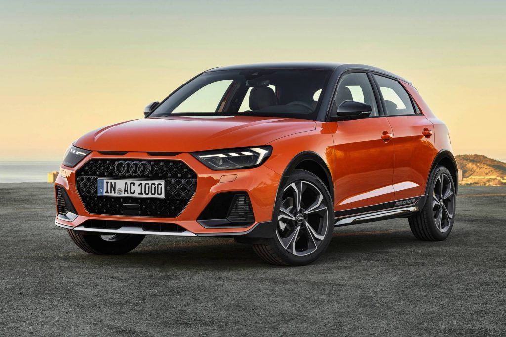 2020 Audi A1 Citycarver Is A Taller More Stylish Supermini For The Urban Jungle Carscoops Audi A1 Audi Audi Suv