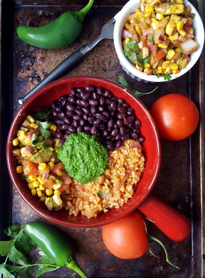 Nutrition Tips For Vegan Athletes Vegan Burrito Bowls Vegan Burrito Real Food Recipes