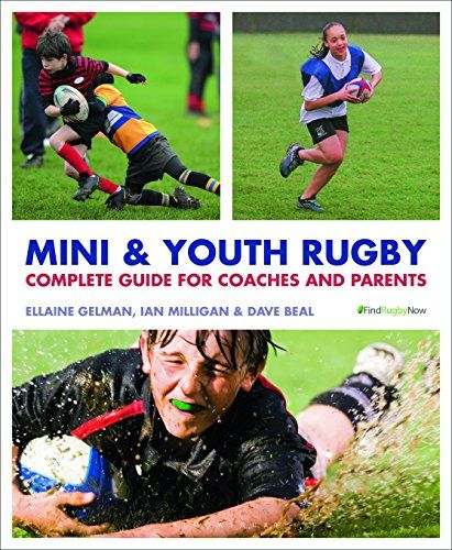 Mini And Youth Rugby The Complete Guide For Coaches And Parents Free Download By Array Rugby Coaching Rugby Training Rugby Workout