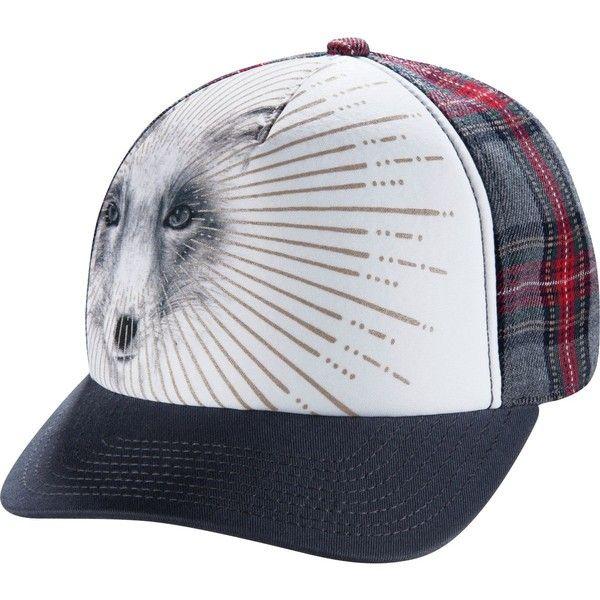 Pistil Georgie Cap featuring polyvore, women's fashion, accessories, hats, cap hats and pistil hats