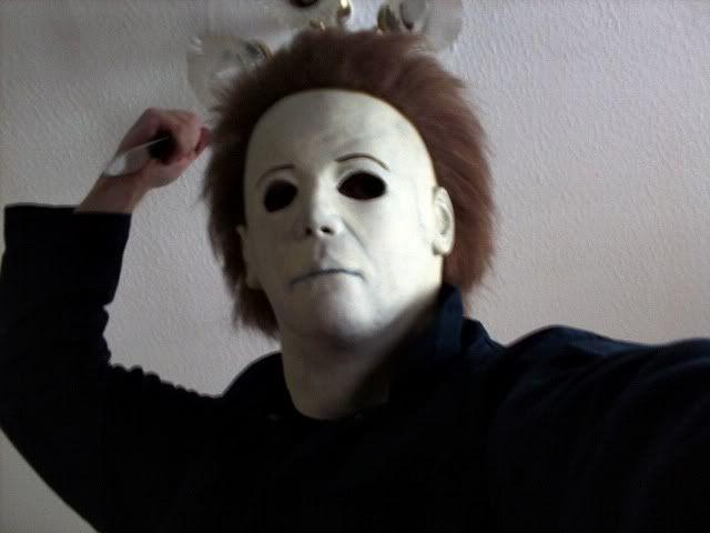 PICT3354 Halloween H20 Mask   Halloween Fashion   Pinterest ...