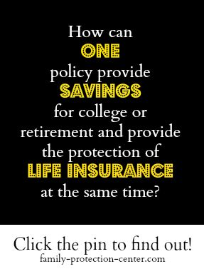 Universal Life Insurance Quote Amazing How Can One Policy Serves As A Savings Vehicle And A Life