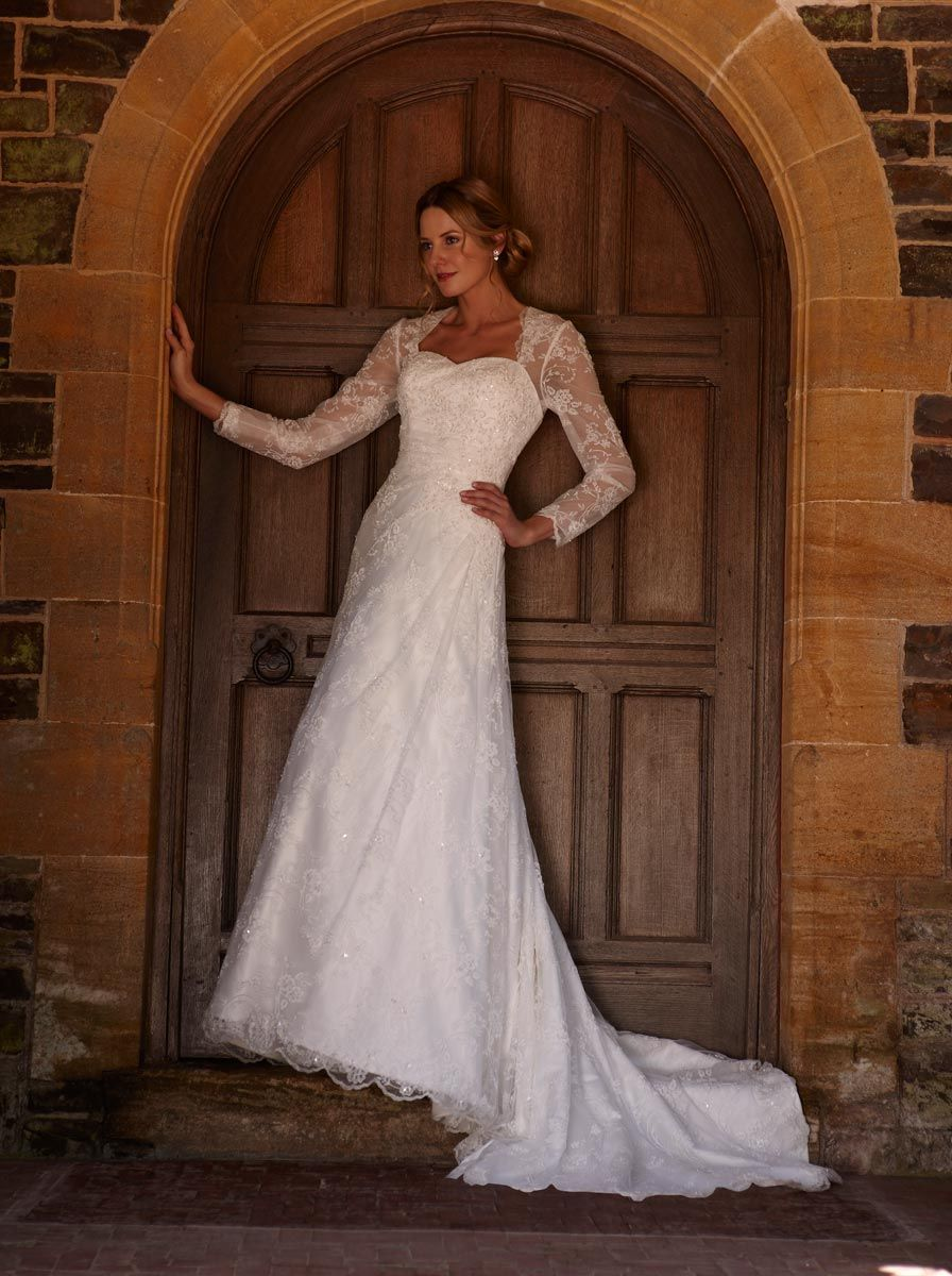 Romantica of Devon wedding gown. Virginia-anne! | Baking Stuff ...