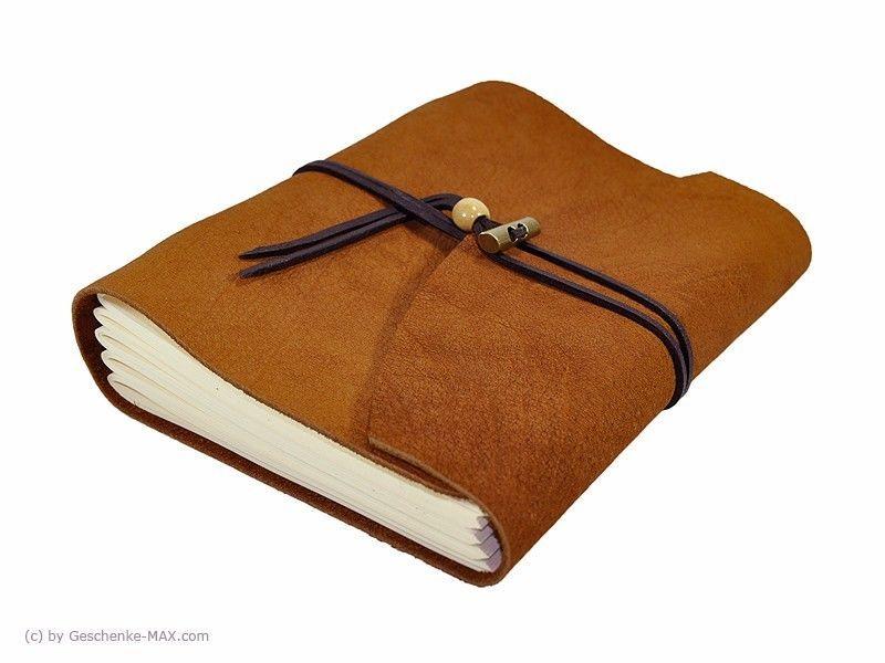 gm-in-gast-002 Notizbuch Tagebuch Lederbuch Gaucho Sternzeichen Stier