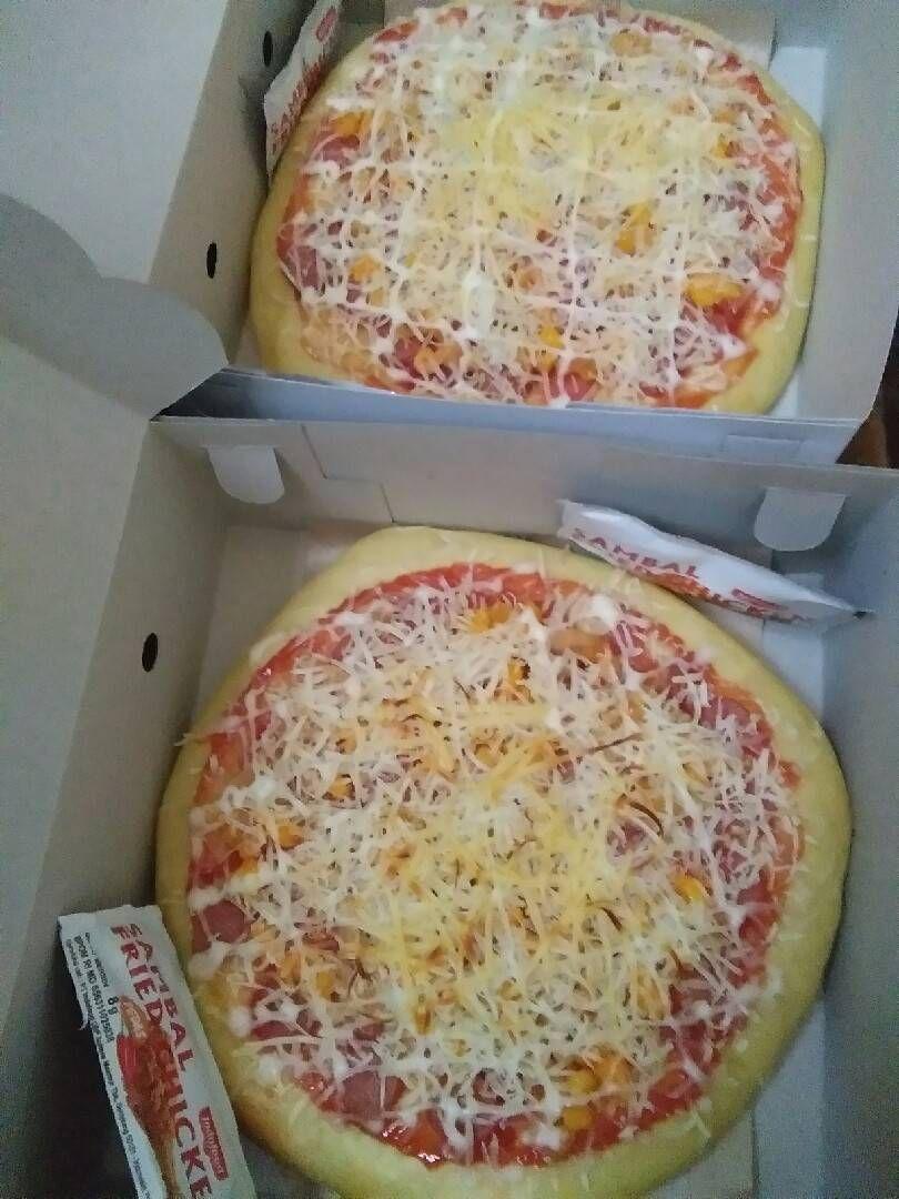 Resep Pizza Home Made Untuk Jualan Oleh Dapur Wt Resep Resep Resep Masakan Masakan