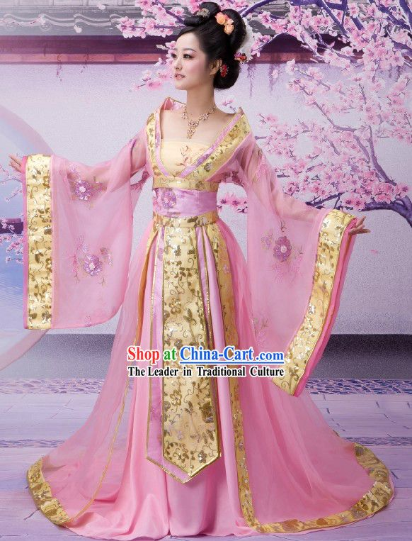 Ancient Chinese Palace Empress Costume