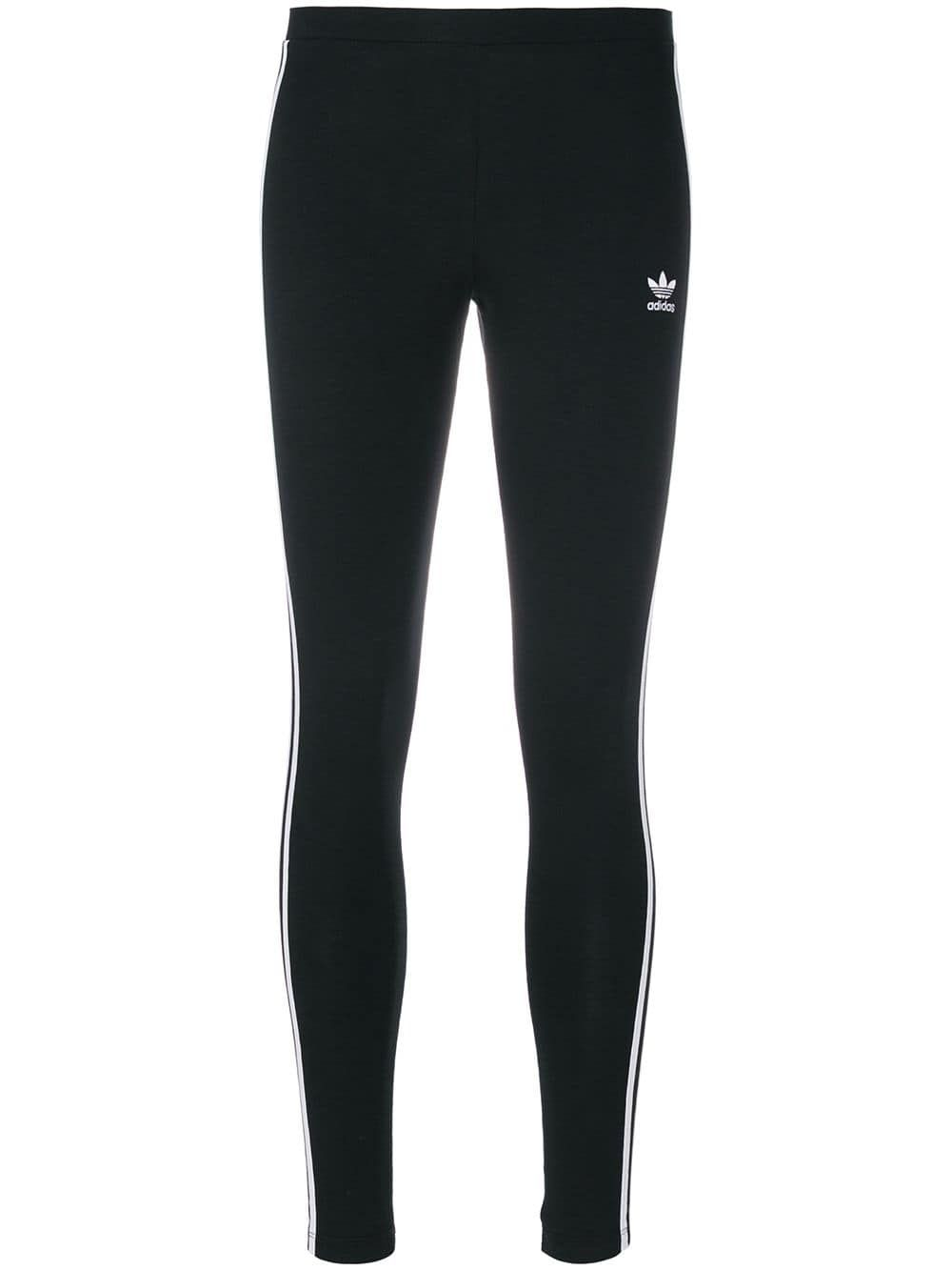 Adidas Adidas Originals 3-Stripes Leggings #stripedleggings