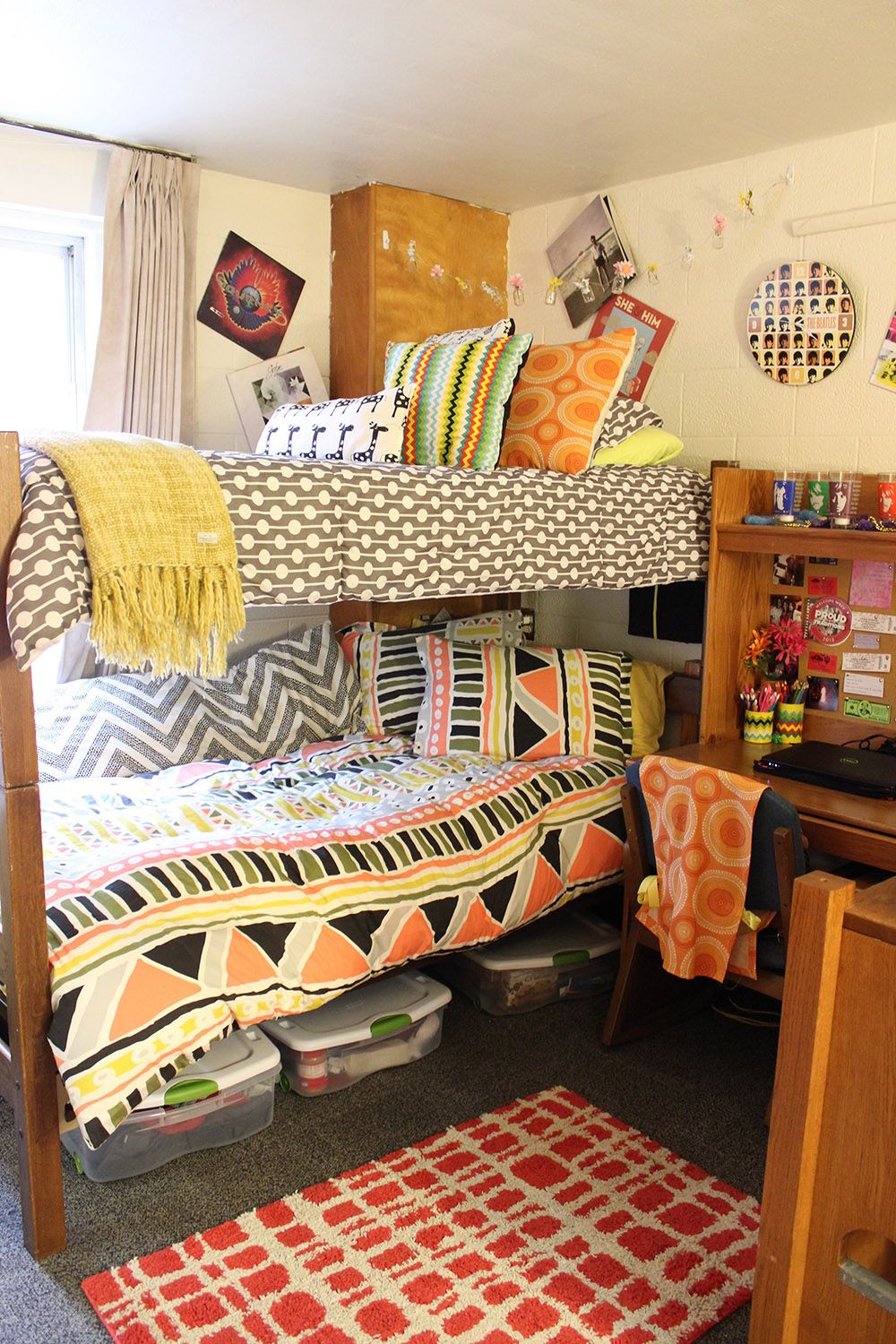 Cool College Dorm Rooms: This Teter Room Was Entered In The Cool Room Contest