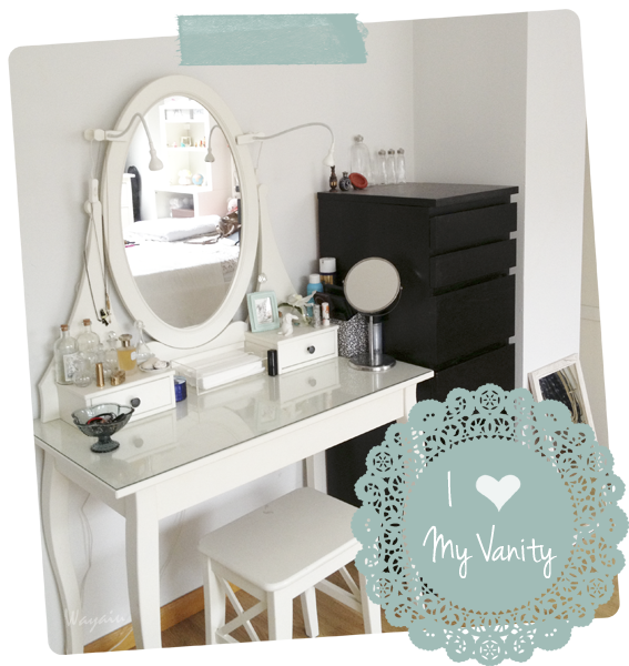 Wayaiulandia de tocadores y coquetas vanities make up organization pinterest vanities - Tocadores con espejo ...