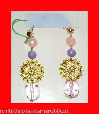 Orecchini pendenti bijoux