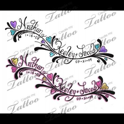 Pin By Lacey Watson On Stuff Tattoos With Kids Names Tattoos For Kids Name Tattoos For Moms