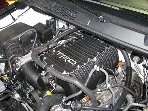 TRD Supercharger for the Toyota Tundra All things Yota