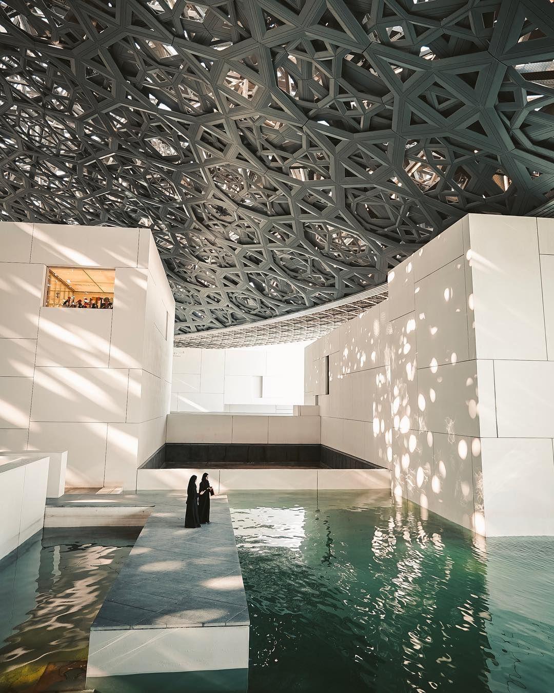 Alan Por El Mundo On Instagram El Museo Louvre De Abu Dhabi Quedo