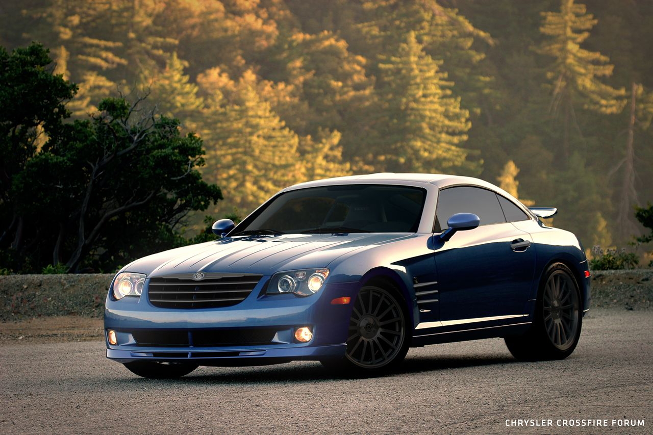 Chrysler Crossfire Bad Girl Or Is It A Boy Crossfireforum