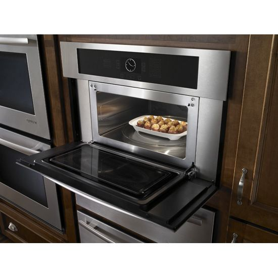 What To Make In Microwave Oven: Jenn-Air Built-In Microwave Oven With Speed-Cook