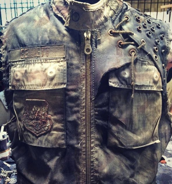 0671afce0d54 Fury Vest - Army from Delicious Boutique & Corseterie   Projects to ...