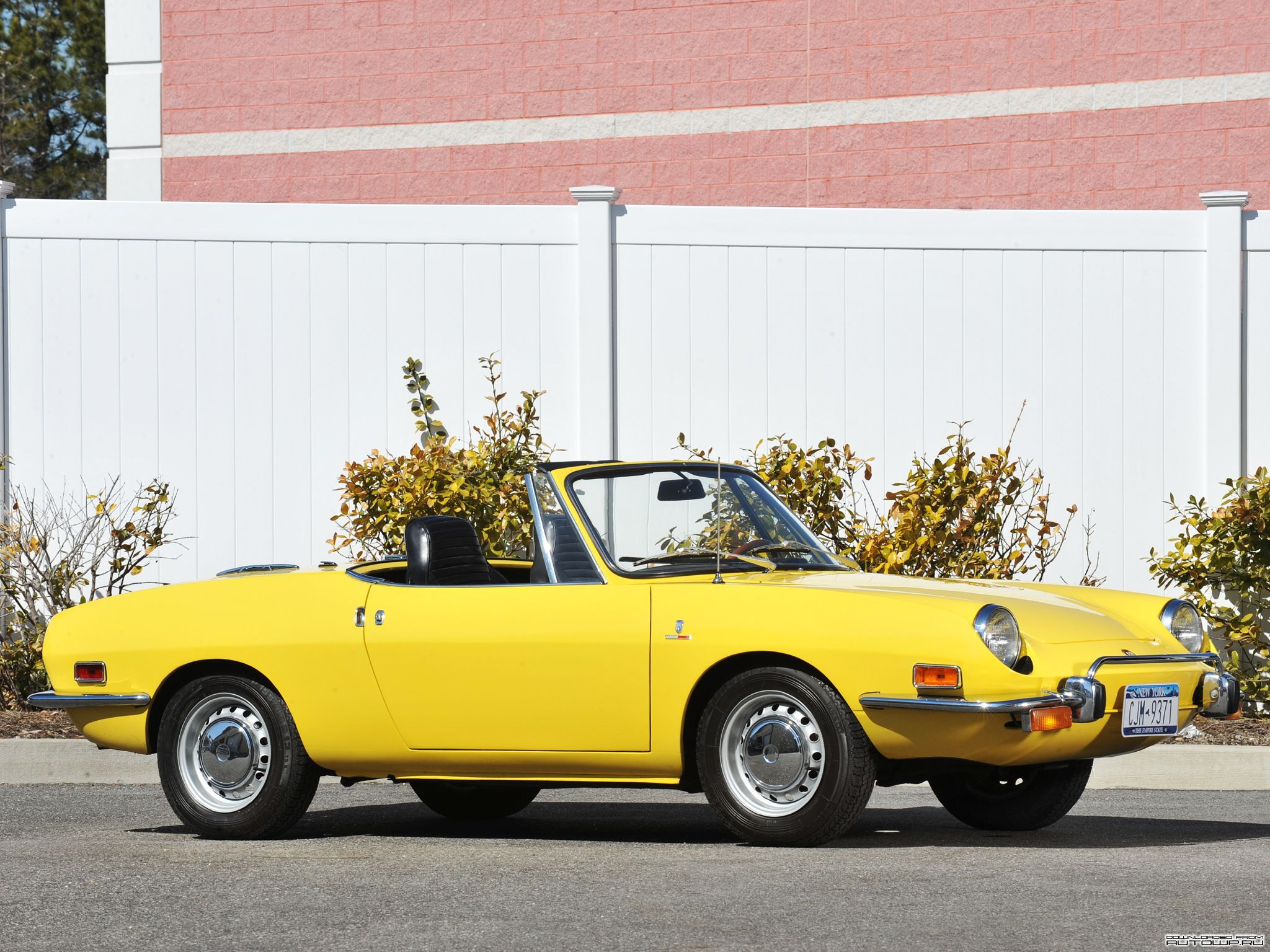 Fiat 850 Sport Spider 1968 72 By Bertone With Images Fiat 850