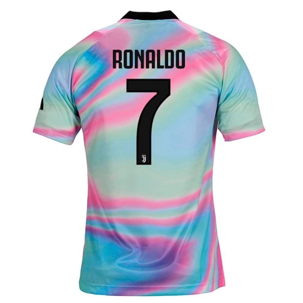 buy popular d4bb7 91c42 Juventus 2018/2019 Season 7 Ronaldo Mens Commemorative ...