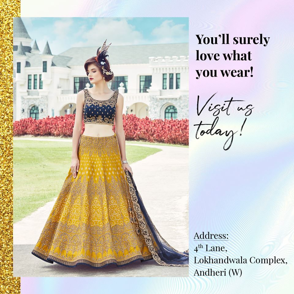 Leave Your Mark With This Outfit Visit Us Today Address 4th Lane Lokhandwala Complex Andheri West Magneficen Fantasy Fashion Formal Dresses Long Fashion
