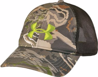 fe7343b0f38 Under Armour® Men s Ridge Reaper® Forest Mesh-Back Cap ...