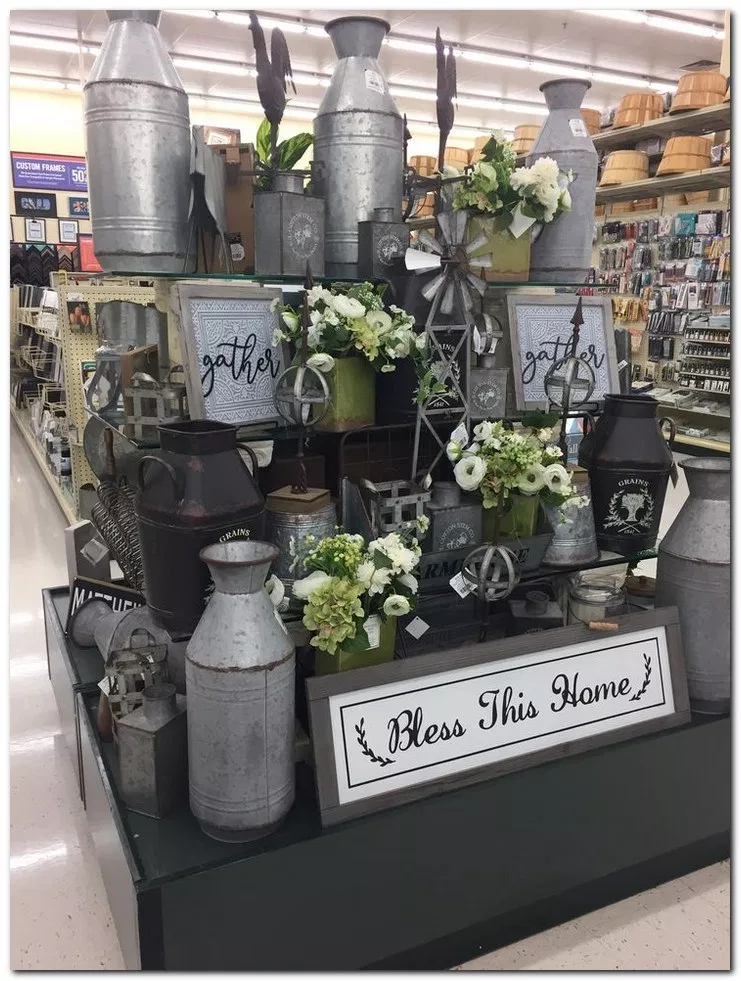 32 creative hobby lobby farmhouse decor ideas 22 hobby lobby decor farmhouse decor trends on kitchen decor themes hobby lobby id=13138