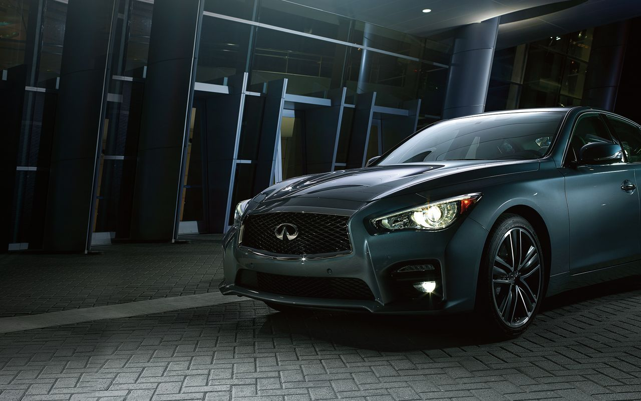 2014 Infiniti Q50 Night Glory Infiniti Q50 Rvinyl