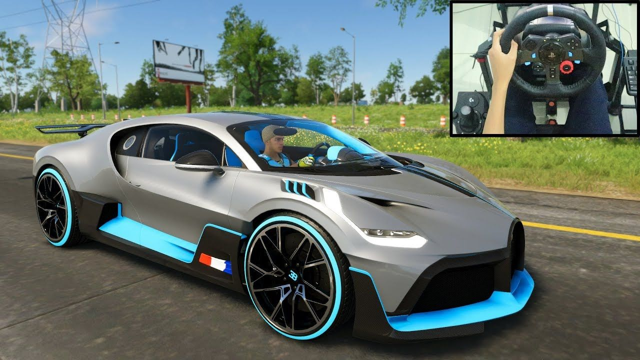 Bugatti Divo The Crew 2 Logitech G29 Gameplay Youtube