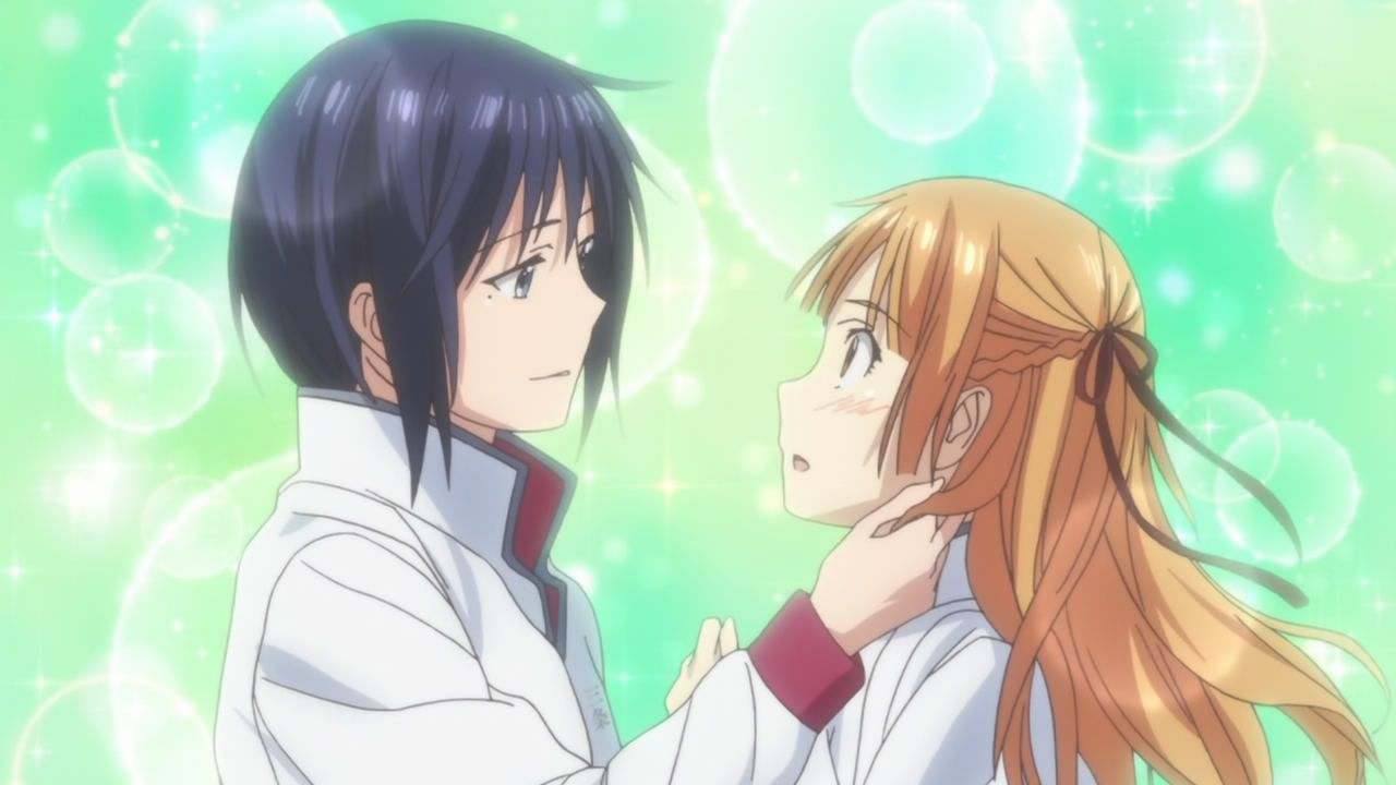 Best 10 anime where mc is forced into a relationship