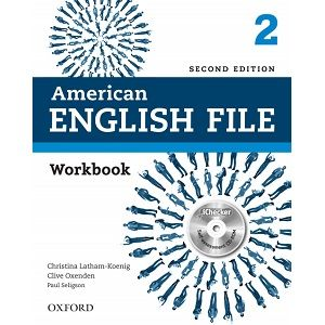 American English File 2 Workbook 2nd Edition In 2020 Teacher Books American English English File