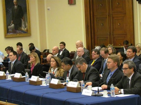 UNC President Testifies at Congressional Subcommittee Hearing ...