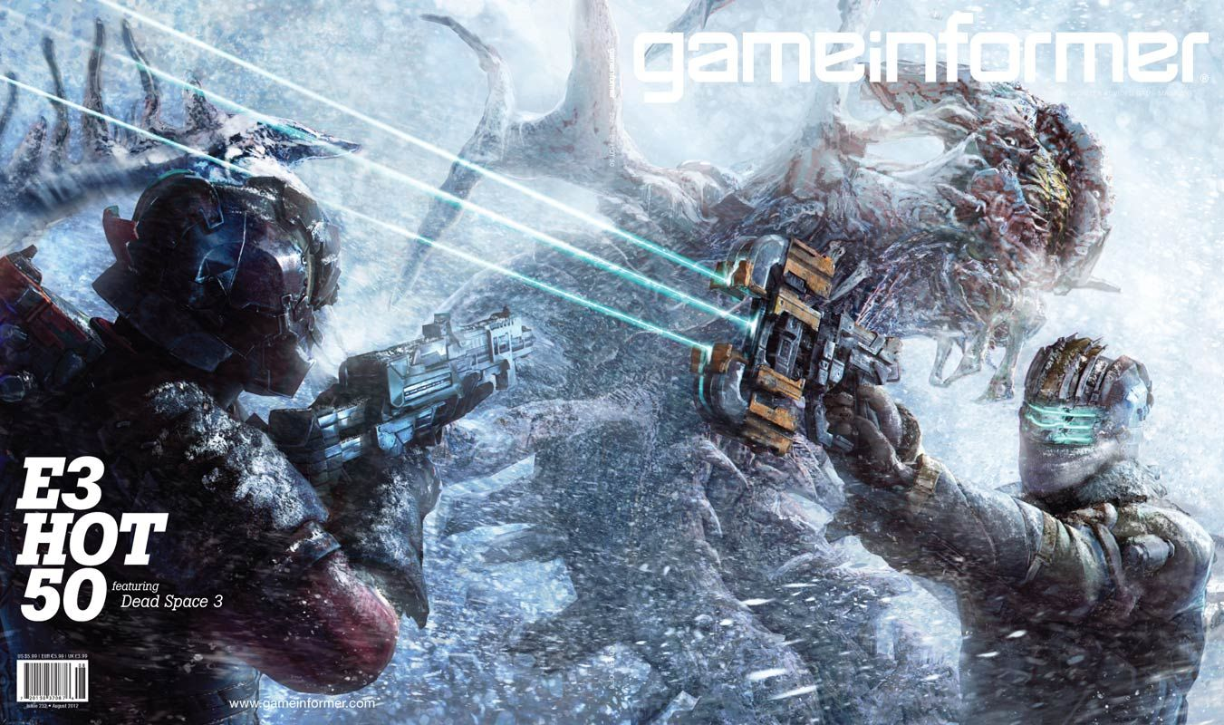 Gameinformer Has Revealed That Its Upcoming Issue Will Feature Not