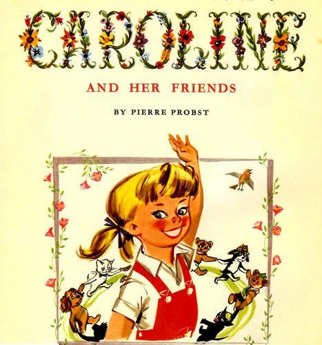 Pin On Pierre Probst S Caroline Her Friends