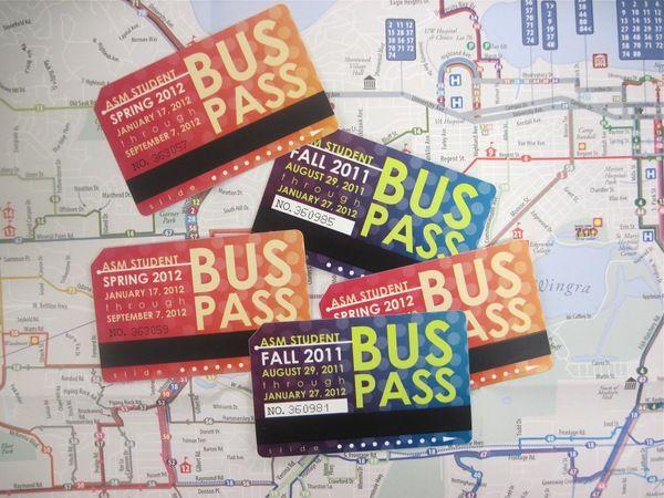 Asm Bus Pass On Behance Bus Pass Bus Graphic Design