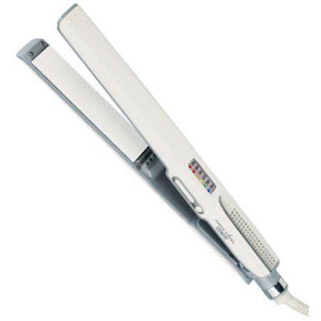 Conair Infiniti 1 Inch Nano Ceramic Hair Straightener Silver Ceramic Hair Straightener Straightener Hair