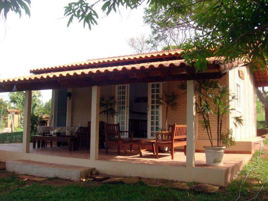 casa com varanda na frente - Pesquisa Google | Arquitectura ...
